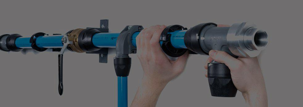 Compressed Air Pipe System: Aluminum Compressed Air Piping