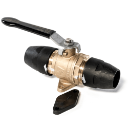 Find and purchase PF Series Ball Valves online at Aluminum Air Pipe