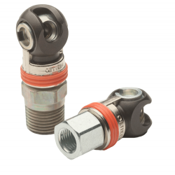 Purchase Quick Connect Safety Couplers to safely vent air pressure and reduce hose whip